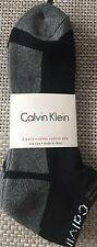 Calvin Klein Cushioned Sole 2pack Short Ankle High Socks