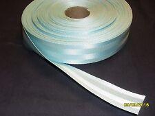 1 1/2 Inch 25 Yards LIGHT BLUE seat belt type Lightweight Nylon Webbing