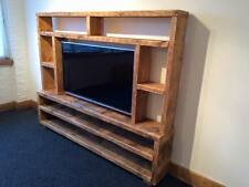 BESPOKE - MADE TO MEASURE - SOLID ENTERTAINMENT UNIT / TV STAND / TV CENTRE