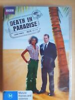 Death In Paradise [ 2 DVD Set ] Region 4, BRAND NEW & SEALED, Free Next Day Post