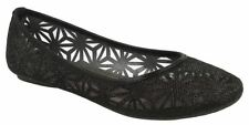 CHANEL Women's Leather Flats