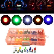40PCS T5 T10 5050 SMD LED Car Tail Backup Light Bulb side marker Dashboard Lamp