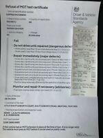 2009 Nissan Qashqai 2L Acenta Petrol Manual 81K Miles - MOT FAIL - NO RESERVE
