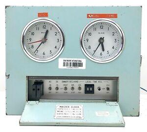 TIC Citizen Type-TXS-7 Marine Ship Master Clock