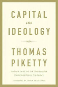 Capital and Ideology by Thomas Piketty