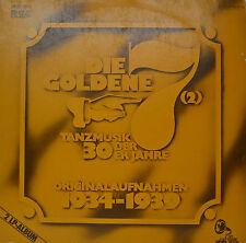 """LE GOLDEN MUSIQUE DE DANCE LE ANNÉES '30 JAHRE VOL. 7 12"""" 2 LP (P708)"""