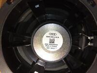 Original Audi A4 8W A5 F5 Woofer Speaker Front 8W0035415A