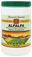 Bernard Jensen - Alfalfa 550 mg. - 1000 Tablets