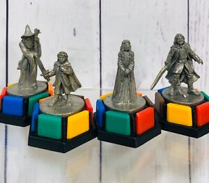 Lord Of The Rings LOTR Movers Colored Wedges Trivial Pursuit Replacement Piece