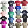 Jack & Jones Herren T-Shirt Rundhals Kurzarm mit Print Freizeit S M L XL 2XL 3XL