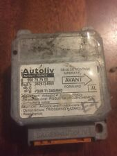 Peugeot 206 Air Bag ECU 55757500 1998-03 9629724680 AL