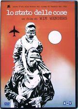 Dvd Lo Estado delle Cose por Wim Wenders 1982 Usado raro