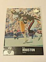 1997 Upper Deck Legends Football #27 - Ken Houston - Washington Redskins