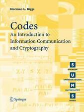 Springer Undergraduate Mathematics Ser.: Codes : An Introduction to...