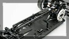 Cubierta superior de carbono Yeah Racing yd2 S RC Drift Asbo RC