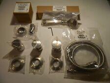 Newport Brass Trim Kit R/T 3 Cyl. , ESC.Deck Mount Part No:3-201/15S Satin NKL