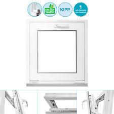 Kellerfenster Fenster Kippfenster Satinato 2 & 3 fach 40x70 cm Premium