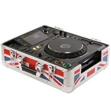 "Zomo Flightcase CDJ-1 UK Universalcase 12"" Case Koffer CDJ-2000 NXS 2 CDJ-900"