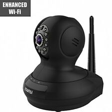 MAISI HD 1MP WIFI IP Cam, Baby Tier Monitor Mobile Push, Motion