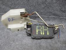 1999-2001 Hyundai Sonata RH Front Power Door Latch Mechanism w/ Actuator 20863