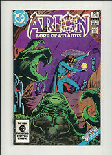 Arion - Lord of Atlantis  #11  VF+