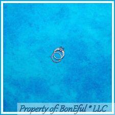 BonEful Fabric FQ Cotton Quilt VTG Flannel Aqua Blue Sky Baby Texture Tone Shade