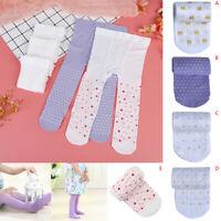 Newborn baby girls pantyhose kids tights floral star polka dot bowknot stocki IO