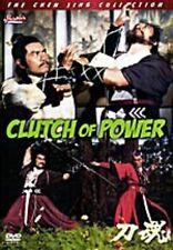 CLUTCH OF POWER  - Hong Kong RARE Kung Fu Martial Arts Action movie - NEW DVD