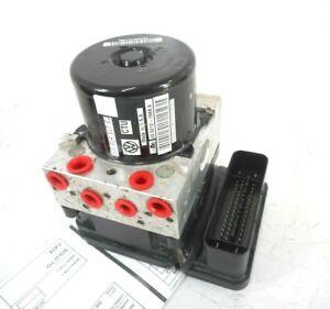 17 Volkswagen Jetta GLI Anti Lock Brake ABS Pump W/ Module Unit OEM ESC Opt 1AS