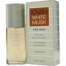 Jovan White Musk Cologne Spray 3.0 Oz / 88 Ml for Men by Coty