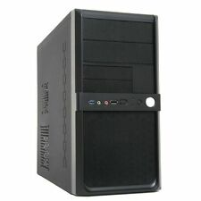 Case ATX Mid con alimentatore per prodotti informatici USB