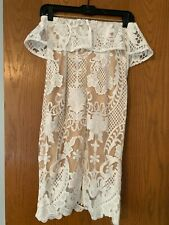 9b261d721ec VICI Collection Blissful Lace Dress - Small, New Without Tags