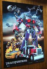 Transformers Hologram Poster