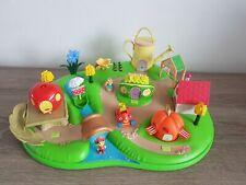 💕 fifi and the flowertots Magical Flowerpot Garden Playset    💕