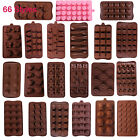 66 Designs Silicone Cake Decorating Mould Candy Cookies Chocolate Baking Mold