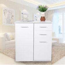 Modern Cupboard Sideboard Cabinet Home Office Storage Large Capacity UK SELLER