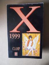 X / 1999 #10 - CLAMP Jade Comics Manga [G950]