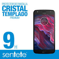 Sentete® Motorola Moto X4 Protector de Pantalla de Cristal Templado PREMIUM