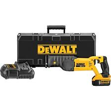 Dewalt DCS380P1 20V MAX Cordless Reciprocating Saw Kit Brand New 1st Quality