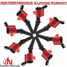 8PCS Super Ignition Coils High Energy Coils Pack For Ford DG508 Mercury 4.6/5.4L