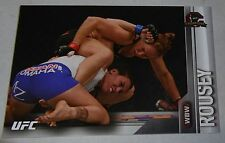 Rowdy Ronda Rousey UFC 2015 Topps Champions Card 172 193 190 184 175 170 168 157