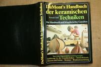 Fachbuch Techniken Töpfern Töpferei Steingut Keramik Töpfer Keramiker Steingut