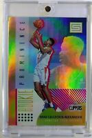 2018-19 Panini Status Rookie Prominence Red Shai Gilgeous-Alexander RC #11