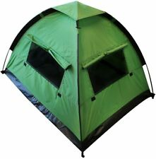 Tent Camping Tarp Cover Heavy Duty Dog Green Waterproof Rain Net Ground Stakes