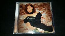 THREE CHORDS AND THE TRUTH BY SARA EVANS CD 1997 RCA MUSIC ALBUM SONGS 11 TRACKS