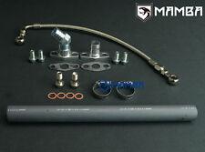 MAMBA Turbo Oil Feed & Return Line For TOYOTA 4EFTE 1.3L w/ AISIN 17201-55030