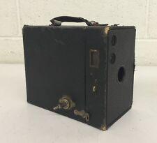 Vintage Kodak Brownie Camera Model 2A Box Camera PARTS or REPAIR Fast Shipping