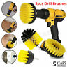 Drill Brushes Set 3pcs Tile Grout Power Scrubber Cleaner Spin Tub Shower Wall &