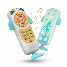 TUMAMA Baby Toys,Baby Mobile Phone Toy Early Educational Toys for 3 month