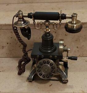Nostalgie Tastentelefon/Skeletttelefon mit TAE Stecker